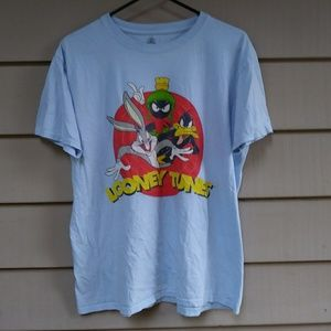 🌐$10 Looney Tunes T Shirt Large